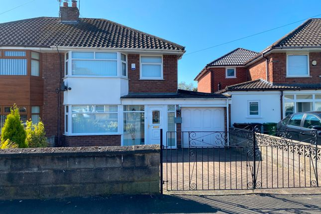 Thumbnail Semi-detached house for sale in Greenville Drive, Maghull, Liverpool