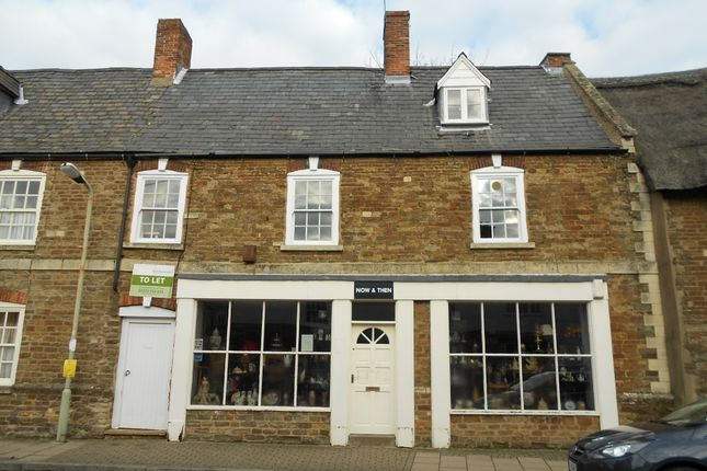 Thumbnail Town house for sale in Northgate, Oakham