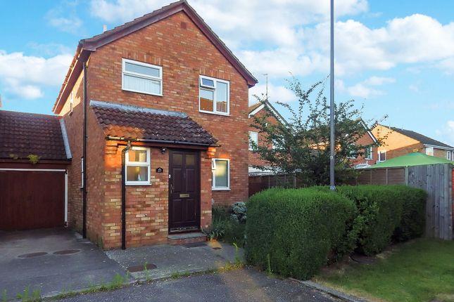 Thumbnail Semi-detached house to rent in Hemingway Road, Aylesbury, Buckinghamshire