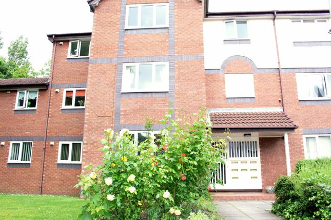Thumbnail Flat to rent in The Hollies, Salford, Manchester