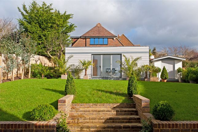 Thumbnail Detached house for sale in Tongdean Avenue, Hove, East Sussex