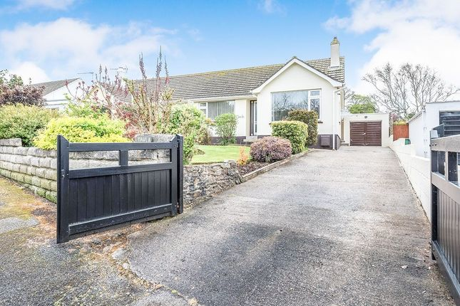 Thumbnail Bungalow for sale in Reskadinnick Road, Camborne