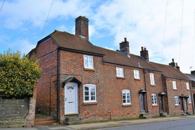 Thumbnail End terrace house to rent in Kingsbury Street, Marlborough