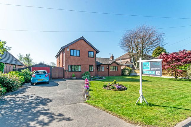 Thumbnail Detached house for sale in Beech Cottages, Stretton Road, Stretton