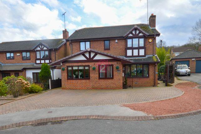 Thumbnail Detached house for sale in Owlthorpe Avenue, Mosborough, Sheffield