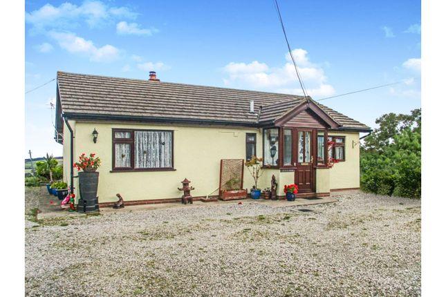 Thumbnail Detached bungalow for sale in Cilgwyn Road, Colwyn Bay