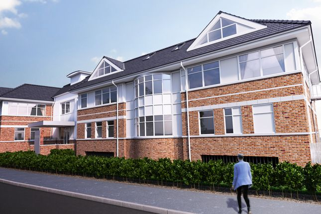 Thumbnail Flat for sale in Pound Road, Chertsey