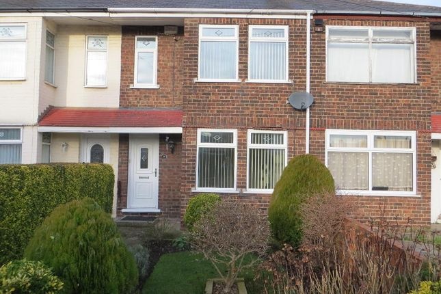 Thumbnail Terraced house for sale in Linkfield Road, Hull