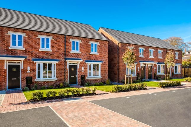Thumbnail Terraced house for sale in The Dawley, Doseley Park, Doseley, Telford