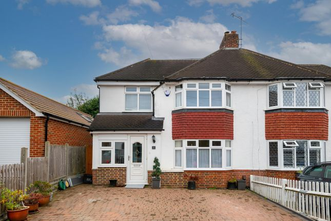 Thumbnail Property for sale in Hillfield Close, Redhill