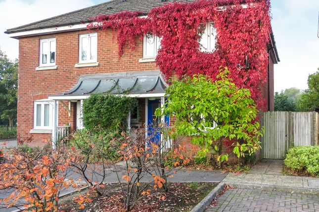 Thumbnail Semi-detached house for sale in West Mills Road, Fordingbridge