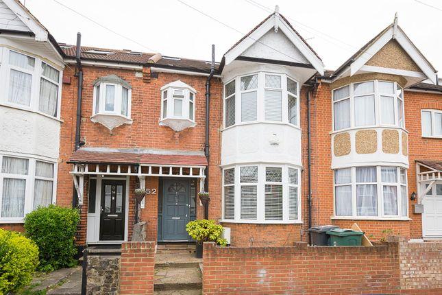 Thumbnail Terraced house for sale in Castleton Road, London