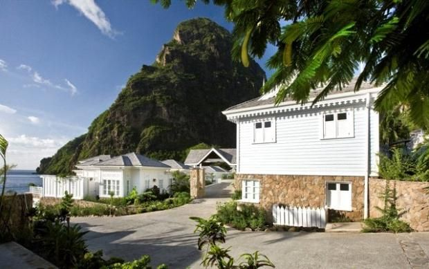 Picture No. 02 of Sugar Beach, Val Des Pitons, Saint Lucia