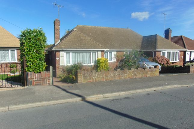 Thumbnail Semi-detached bungalow to rent in Harvey Road, Willesborough, Ashford