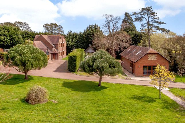 Thumbnail Detached house for sale in Cowfold Road, Bolney, Haywards Heath, West Sussex