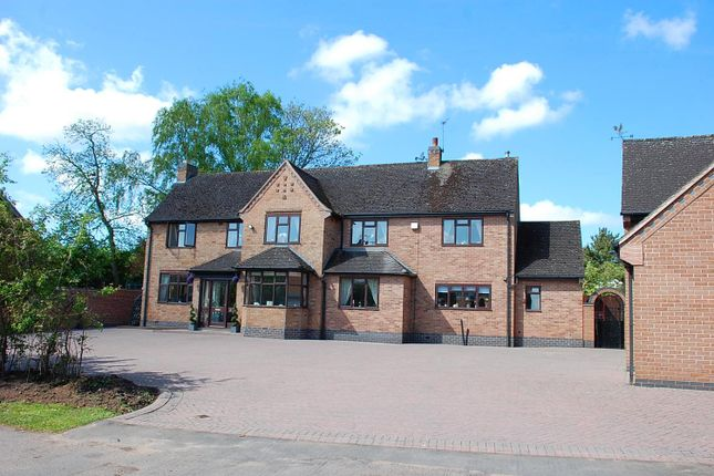 Thumbnail Detached house for sale in Mountsorrel Lane, Rothley, Leicestershire