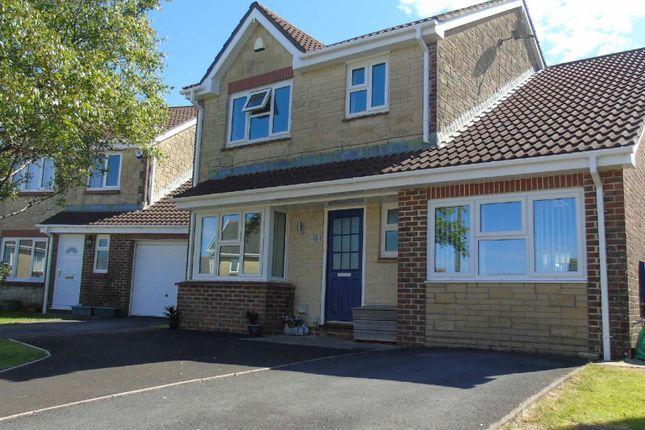Thumbnail Detached house for sale in Bryn Hedydd, Llangyfelach, Swansea