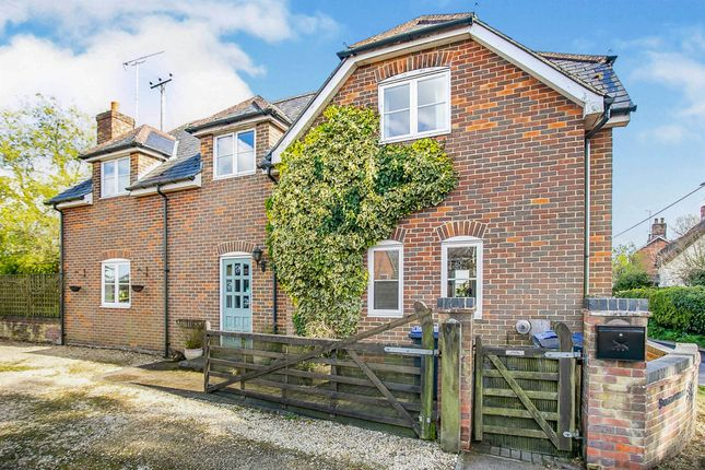 Thumbnail Detached house for sale in Broad Street, Beechingstoke, Pewsey