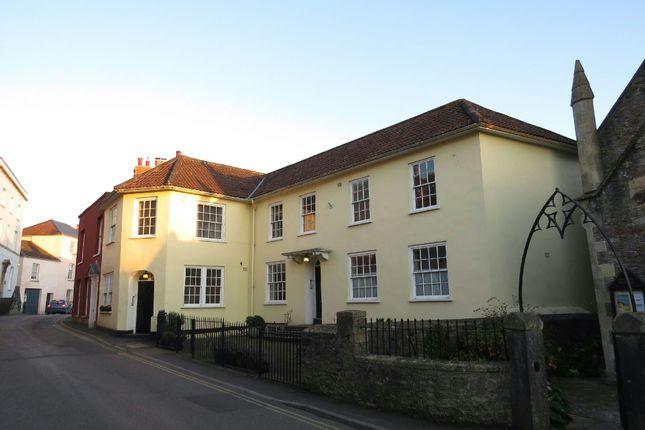 Thumbnail Flat to rent in West Street, Axbridge, Somerset