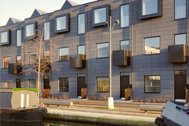 4 bed town house to rent in Keepers Quay, Ancoats, Manchester M4