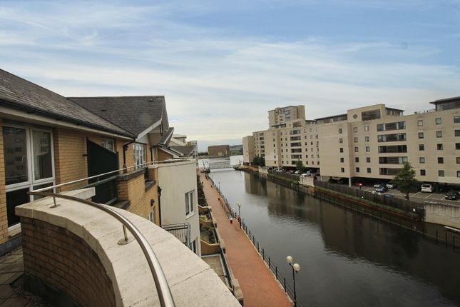Thumbnail Flat to rent in Adventurers Quay, Cardiff Bay, Cardiff