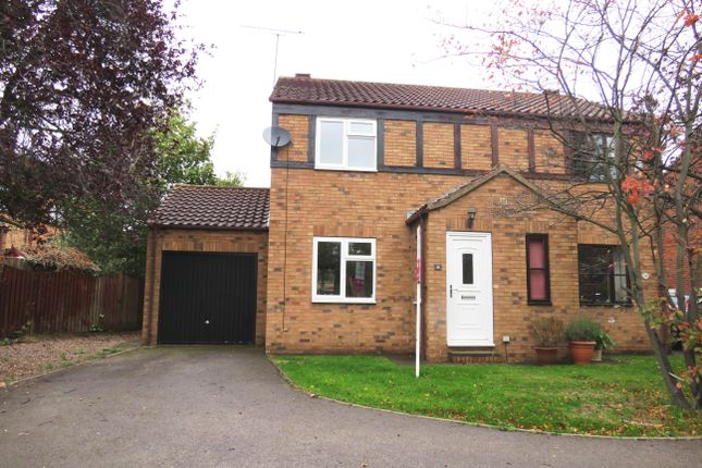 Thumbnail Semi-detached house to rent in Summerfield Close, Brotherton, Knottingley