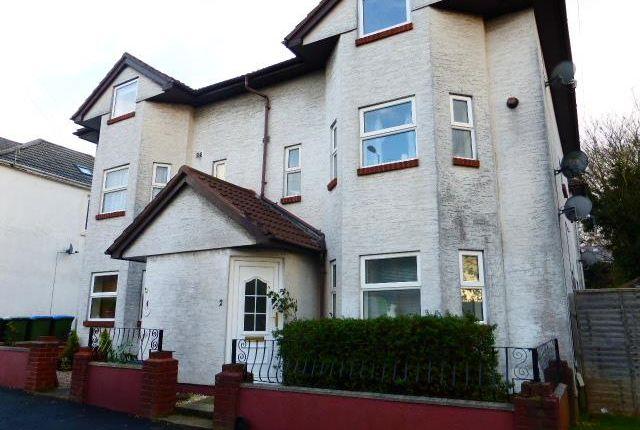 Thumbnail Flat to rent in Bullar Road, Southampton