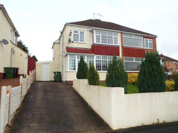 Thumbnail Semi-detached house for sale in Lynton Avenue, Claregate, Wolverhampton, West Midlands