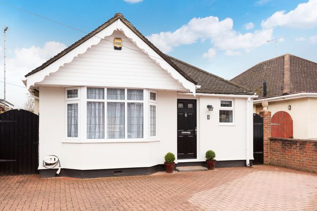 Thumbnail Detached bungalow for sale in Coniston Road, Woking