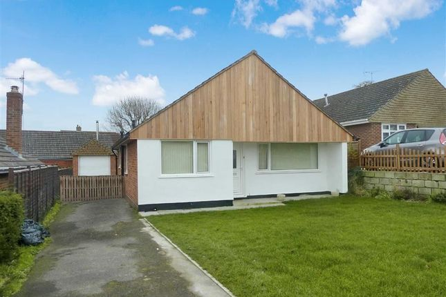 Thumbnail Semi-detached bungalow to rent in Newland Road, Swindon, Wiltshire