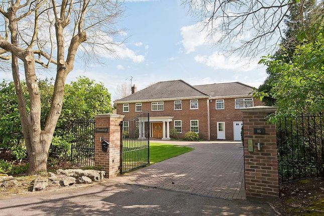 Thumbnail Detached house to rent in 16 The Barton, Cobham