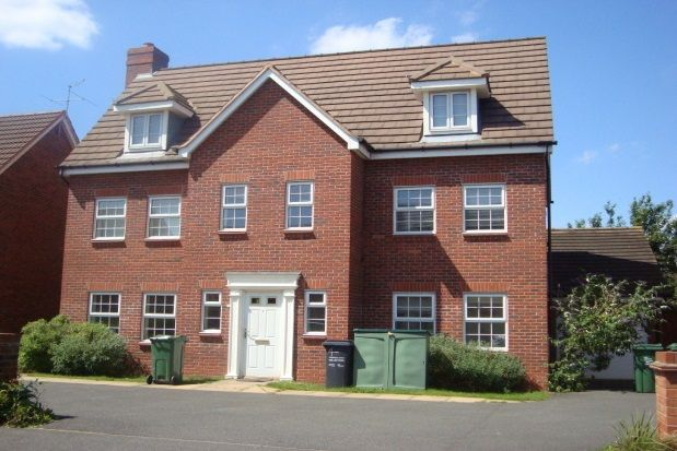 Thumbnail Detached house to rent in Goldfinch Close, Loughborough