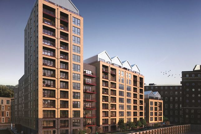 Thumbnail Flat for sale in Maritime, Hope Wharf, London