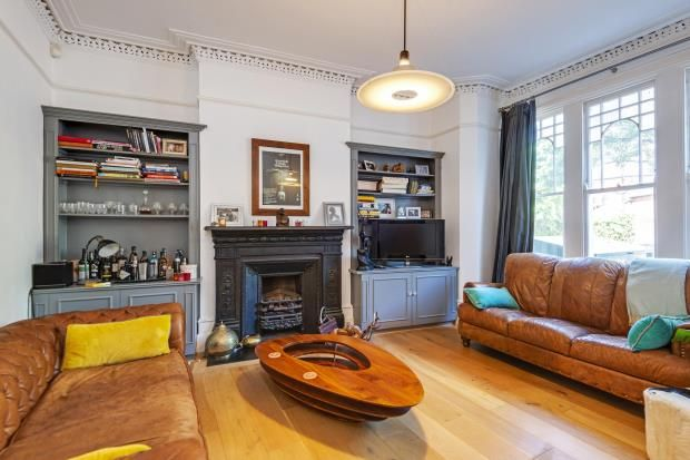 Thumbnail Terraced house for sale in Whitehall Park, Whitehall Park, London