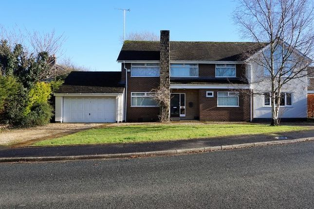 Thumbnail Detached house for sale in Beaufort Close, Alderley Edge