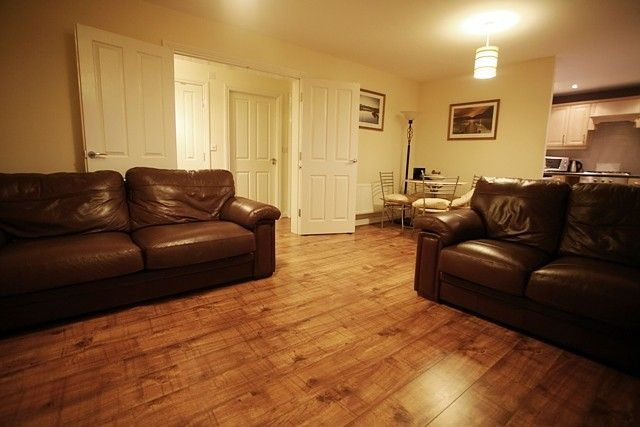 Lounge of Brookfield, West Allotment, Newcastle Upon Tyne NE27