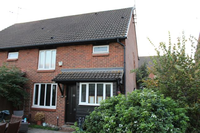 Thumbnail Terraced house to rent in Strickland Way, Orpington