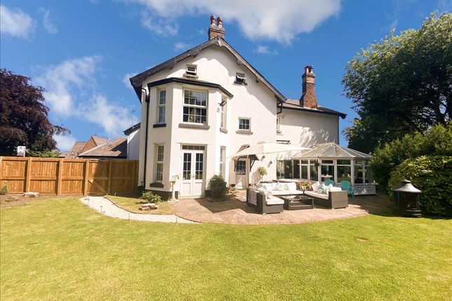 Thumbnail Detached house for sale in The Cottage, 2 Town Lane, Hale Village