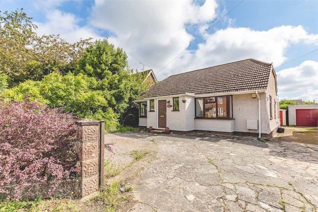 Thumbnail Detached bungalow for sale in Welley Road, Wraysbury, Berkshire