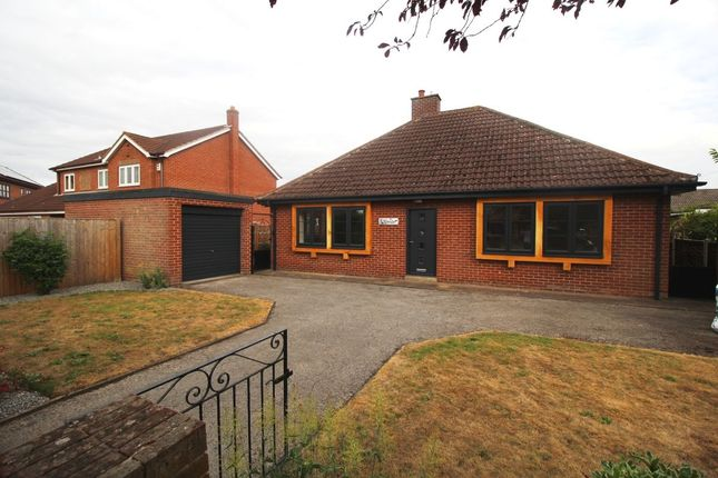 Thumbnail Bungalow to rent in Wroot Road, Finningley, Doncaster