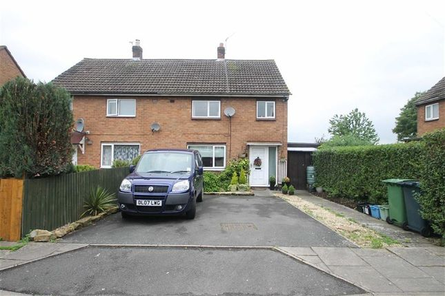 Thumbnail Semi-detached house to rent in Judith Butts Gardens, Monkmoor, Shrewsbury