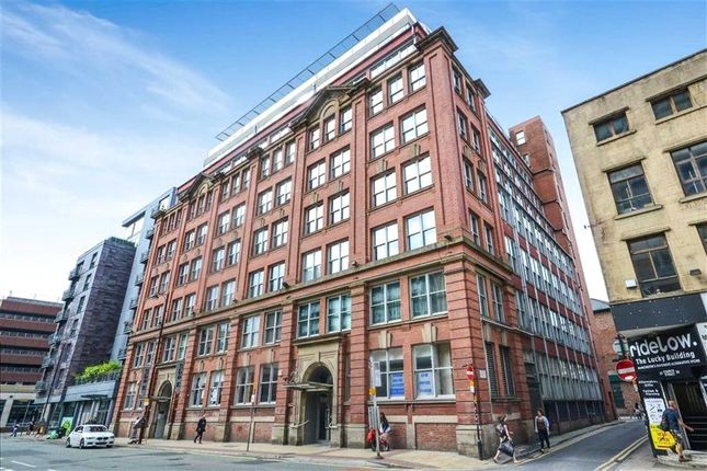 Thumbnail Flat for sale in Church Street, Manchester