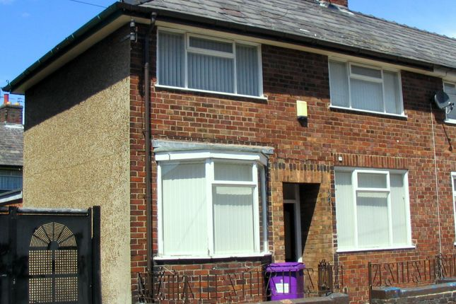 Thumbnail End terrace house for sale in Montrose Road, Liverpool