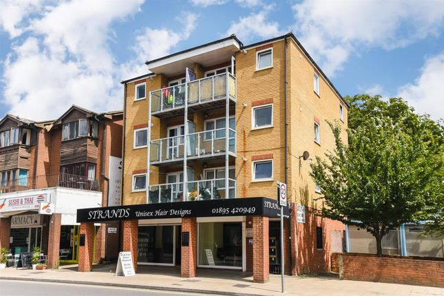 Thumbnail Block of flats for sale in High Street, Yiewsley, West Drayton