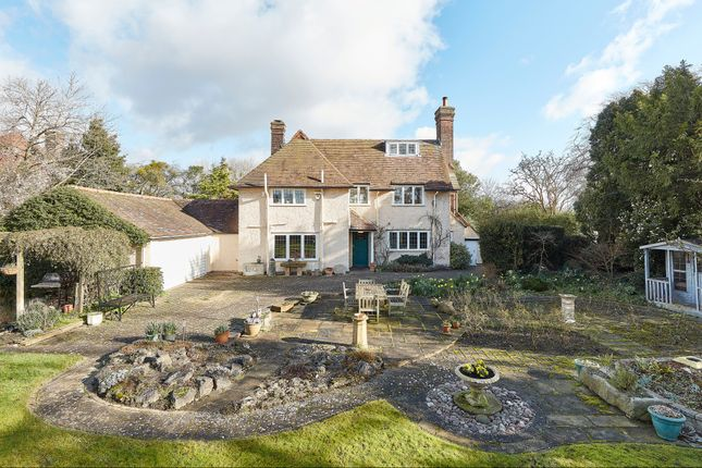 Thumbnail Detached house for sale in Huntingdon Road, Cambridge
