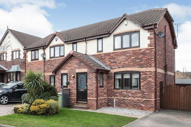 3 bed semi-detached house for sale in Laurel Close, Eckington, Sheffield S21