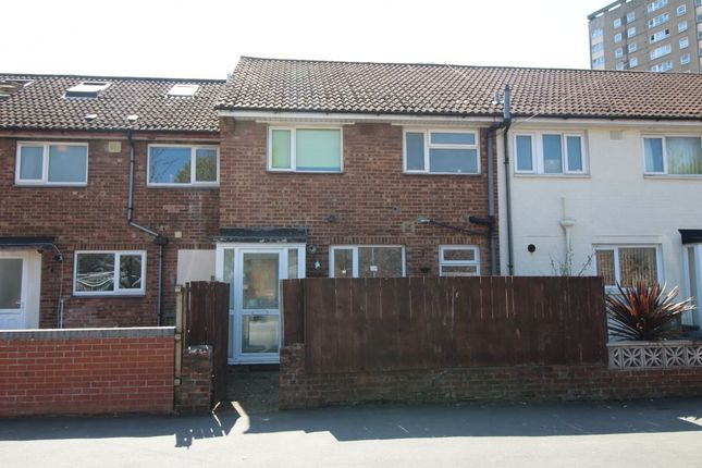 Thumbnail Terraced house to rent in Blackfriars Road, Southsea