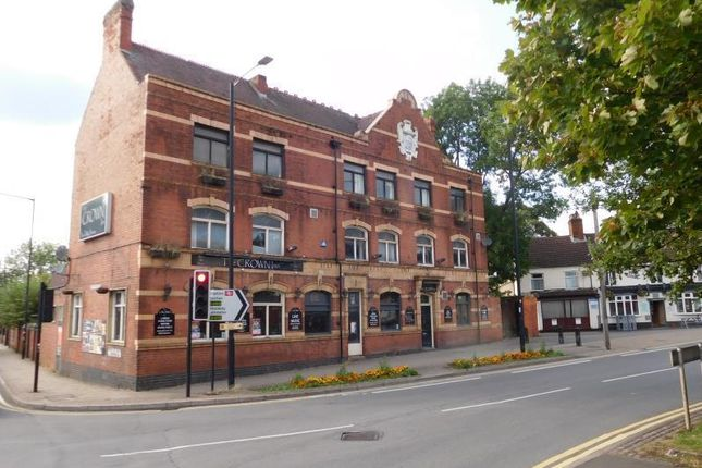 Thumbnail Pub/bar to let in The Crown, 10, The Crown, Bond Gate, Nuneaton