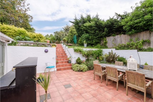 Terrace of Shirley Drive, Hove BN3