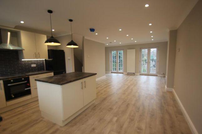 Thumbnail Town house to rent in White Rose Lane, Woking